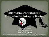 Alternative Paths For Self Educatio...
