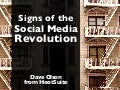 Signs of the Social Media Revolution