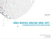 Kids Books Online and Off: Changing...