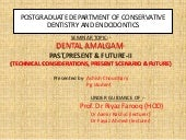 Amalgam past,present & future-2