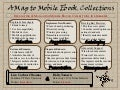 A Map to Mobile E-Book Collections