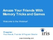 Memory Improvement Course: Memory T...