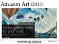 Amazon Art Marketplace of Digital Artwork by Augustine Fou