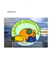 Amazon Fruits Final