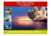 Amazon River Expeditions - Presenta...