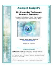 ·Learning Technology Research Taxon...