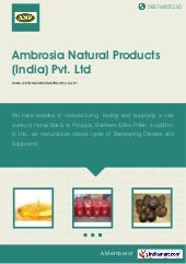 Ambrosia natural-products-india-pvt...
