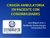 Ambulatoria Comorbilidades