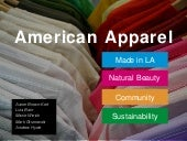 American Apparel Case Study