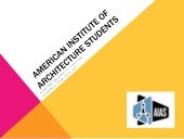 American Institute of Architecture ...