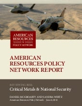 Reviewing Risk: Critical Metals & N...