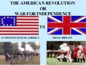 American revolution powerpoint 8
