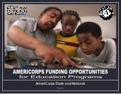 AmeriCorps Education Presentation F...