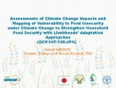 Assessments of Climate Change Impac...