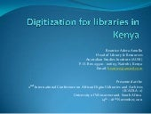 Amollo digitization for libraries i...