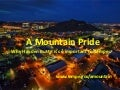 A Mountain/Hayden Butte Pride
