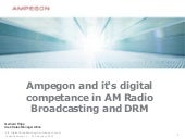 Ampegon and its Digital Competence ...