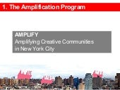 AMPLIFY > NYC > USA PPT