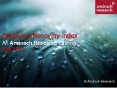 Amarach Economic Recovery Index July 2015