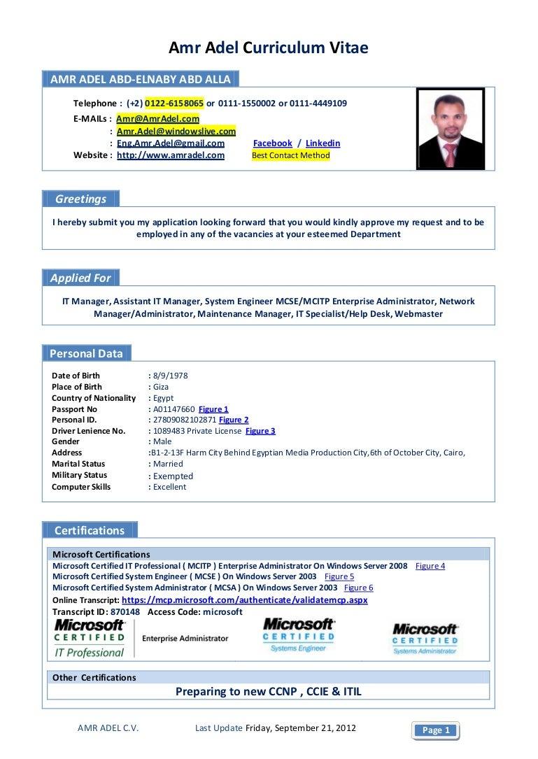 Resume Samples For Network Engineer. network engineer resume sample ...