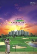 Amrapali golf-homes-brochure