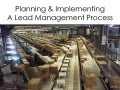 Planning & Implementing a Lead Management Process - An Allinio Presentation