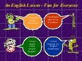 An English Lesson - Fun for Everyone
