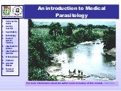 An introduction to Medical Parasito...
