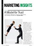 A Model for Trust by John Seifert
