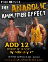 21 Day Fast Mass Anabolic Power Bui...