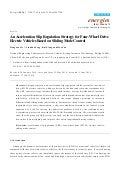 Developments in simulating an Acceleration Slip Regulation (ASR) system for 4WD