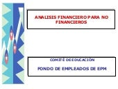 Analisis Financiero Para No Financi...