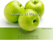 Analisis de downs