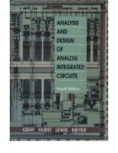 Analysis and design of analog integ...