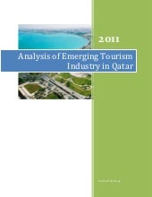 Analysis of emerging tourism indust...