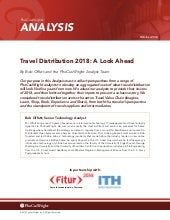 Analysis travel distribution2018