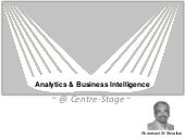Analytics & Business Intelligence @...