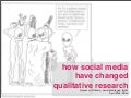 Introduction to social media for qualitative research