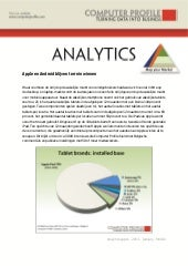 Analytics paper   2013 - ja