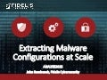 ANALYZE'15 - Bulk Malware Analysis at Scale