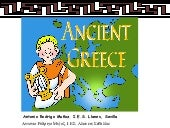 Ancient Greece. 1º Eso