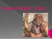 Ancient greek   plato(cura-1)