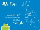 Android HCE: An intro into the world of NFC