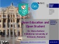 Open Education and Open Student