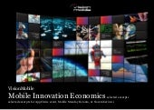 """Mobile Innovation Economics"", Andr..."