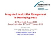 Integrated Health Risk Management i...