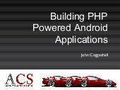 Building PHP Powered Android Applic...