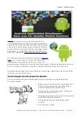 Android Application Developers – Best way for Quality Mobile Solution