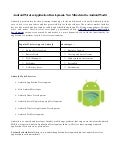 Android Wireless Application Development- New Miracle in the Android World