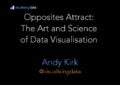 Andy kirk NYC Data Visualization Meetup